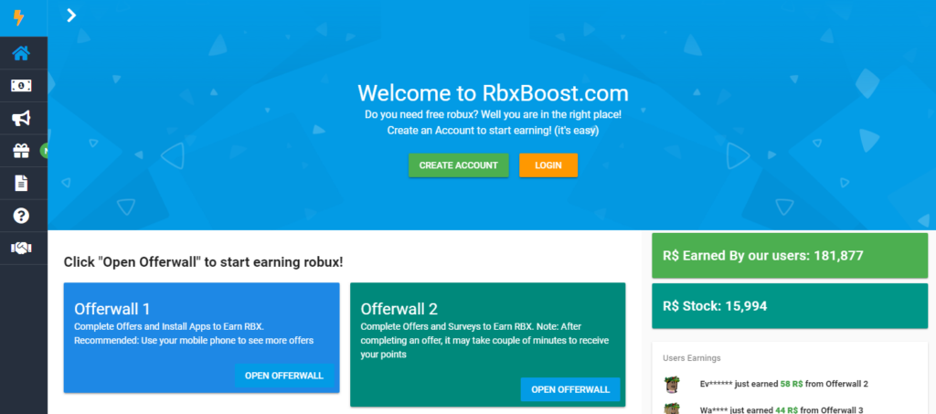 How To Get Free Robux ? - RbxBoost